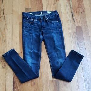Rag &Bone skinny jeans